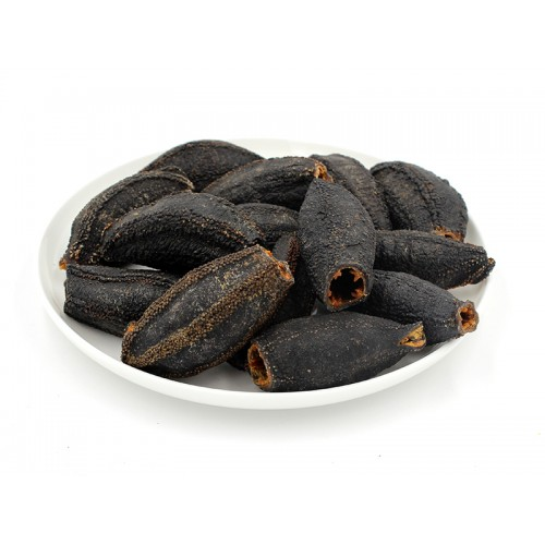 Whole Gutted Dried Sea Cucumber